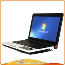 Factory Windows 7 PC intel atom D2600 Dual core 1.8Ghz ,Skype MSN Ebook 10 inch computer for kids