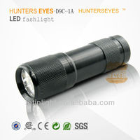 Geepas Rechargeable LED Flashlight