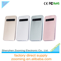 power bank for zte, mobile power bank 4000mah, led hand lamps mobile portable power bank