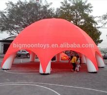 Inflable gigante de la tienda, tienda de campaña inflable, tienda inflable del partido, tienda del acontecimiento inflable