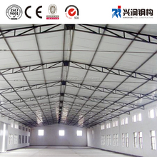 CE verified economic prefabricated house steel structure building/warehouse/workshop easy to instal