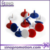 Golf ball marker different color and size golf cap clip ball marker