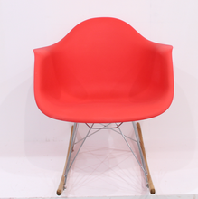 modern colorful pp rocking chair design / sleepping chair T853