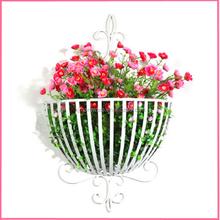 heart shaped flower pot holder