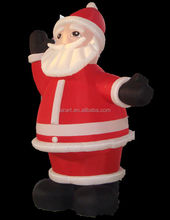 christmas decorations inflatable santa