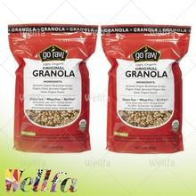 Ventas calientes doypack granola barra de cereal de envasado / dulces de embalaje bar