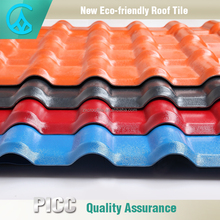 National Standard Synthetic Plastic Roofing Tiles For Sale