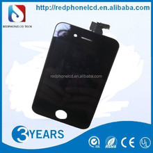 Mobile Phone Touch For iPhone 4S Touch Digitizer Black