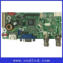 Hot Selling TV Board Max Support 4:3 And 16:9 Display Mode Switch Used For Cars And Industrial Monitors
