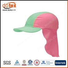 2015 UPF 50+ breathable children beach legionnaire hat