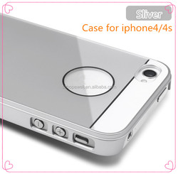 Hot sale colorfull mobilephone protective case for iphone 4/4S