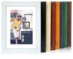 2015 hot sell FSC & SGS certificate Shenzhen manufacturer wood love photo picture frame