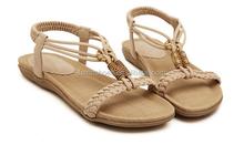 summer hemp rope sandals 2015 lady sandals