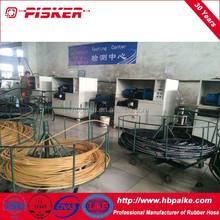 high temperature flexible hose rubber spiral steel wire reinforced 1/2 inch high pressure hose