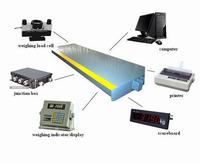 China 200 ton digital electronic weight scale weigh bridge