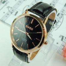 2015 nuevo diseño de oro rosa hombres reloj de marca relojes para hombre 4 colores