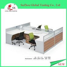 2015 China high end 120 degree office workstation