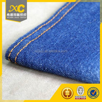 4.5oz pure cotton polyester blend denim jeans fabric for work wear