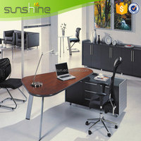 Modern Color Round Office Table Photos Simple Assemble Office Desk With Low Price