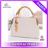 new products fashion High Quality women manmade leather tote bag factory