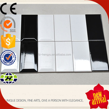 Hot sell best quality glossy metro tile ceramic tiles size