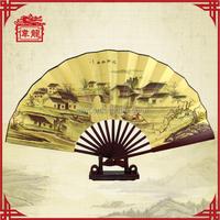 Large vintage hand fan, hand fans, decorative hand fans GYS207