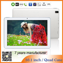 ZXS-103 Discounted price 3G calling 10.1 inch tablet pc with usb otg ,with tf card slot and sim card slot tablet pc