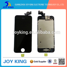 OEM Mobile Phone LCD Screen Digitizer with Small Parts for IPhone 5