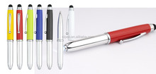 slogan ball pen,novelty pens for kids,flexible stylus pen