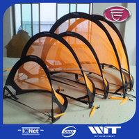 Available football door,beautiful set football goal toy,best price football gate