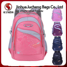 School backpack bags for college students/ high class student school bag