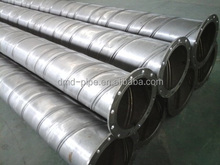 Superior spiral steel pipe stainless pipe