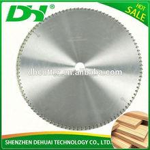 Laminating sides tool makeup circular diamond saw blade