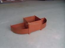 PVC Celuka Foam Combined flower box planter