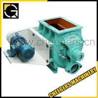 The blow-through airlock rotary valve for 2013 new products