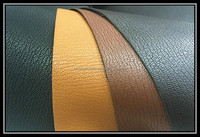 Wenzhou factory Polish Embossed pu artificial faux leather fabric