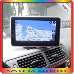 """new product for direct sales 7"""" GPS full hd digital camera for car gps,DVR camera,wifi,FM transmitter,two side view camera 7""""GPS"""