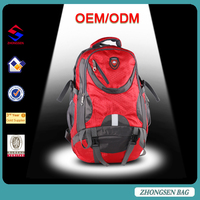 30L mini climbing backpack lady mountaineering backpack bag