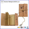 Wholesale Factory Fashion Custom Faux Leather Elastic Notebook