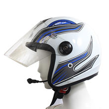 Motorcycle bluetooth helmet headet for rider to answer phone automatically - V1-1