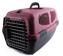 plastic dog cage,pet pocket dog carrier