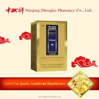 Private Label Health Food Best Selling Products lingzhi types of solvent extraction