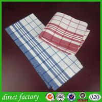 top quality customize fabric tea towel cotton kitchen towels bulk for wholesales