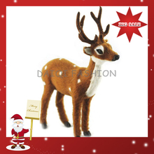 Wholesale Alibaba Christmas Decoration,Christmas Deer Toy Elves,Bulk Christmas Decorations For Children Gift