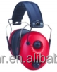 Electronic hearing protector with FM Radio ear muff