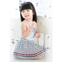80247 latest fashion dresses chindren clothing website dot skirt mini girl dresses