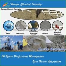 Construction Chemical for Concrete Superplasticizer PCE 50%