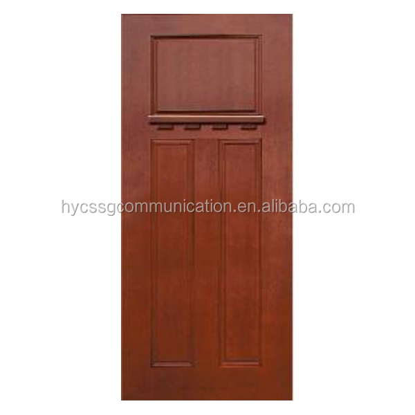 Mahogany smc skin doors at best price buy skin doors for Mahogany door skin