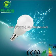 Brand Bridgelux 3w led bulb light e14