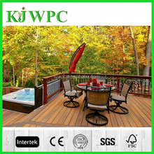 Garden eco-friendly WPC products China WPC wood plastic composite